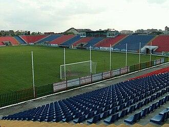 FC Bihor Oradea - Stadionul Iuliu Bodola