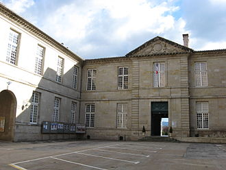 Goya Museum - The Goya Museum building.