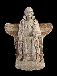 4th-century BC Iberian sculpture