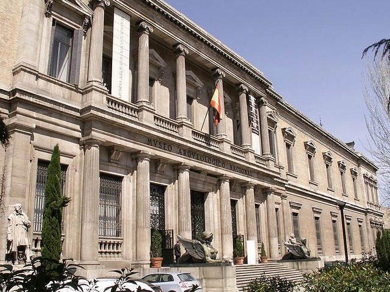 Museo Arqueológico Nacional (Madrid – España)