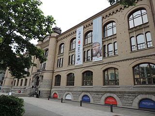 Museum of Cultural History, Oslo museum in Oslo, Norway