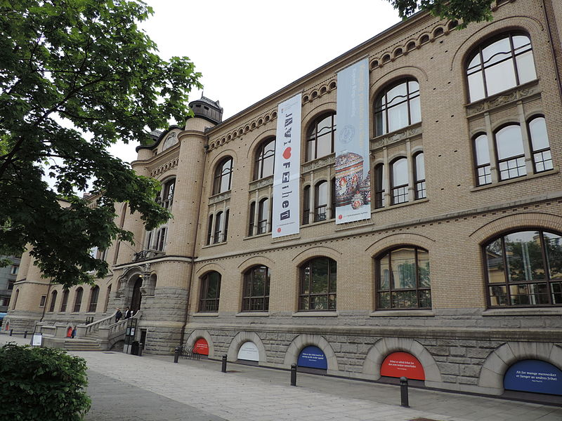 File:Museum of Cultural History, Oslo - main building 20140524.jpg