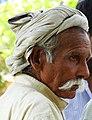 Musician at Lumbini Pilgrim's Park - Lumbini - Nepal (13867724915).jpg