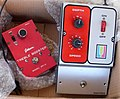 Musitronics Mu-Tron Phasor & Sekova Treble Booster model 2012.jpg