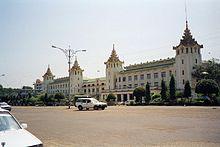 Yangon - Wikipedia