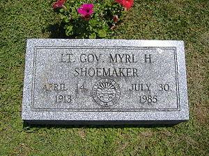 Myrl Shoemaker