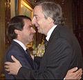 Néstor Kirchner y José María Aznar-Buenos Aires-Julio 2004.jpg