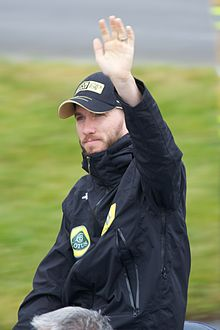 Photo de Nick Heidfeld en 2011