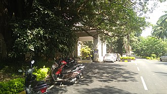 National Institute of Mental Health and Neurosciences - NIMHANS Campus