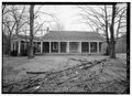 NORTH FRONT - Old Beersheba Inn, Otey House (Cottage), Armfield Avenue, Beersheba Springs, Grundy County, TN HABS TENN,31-BERSP,6-1.tif