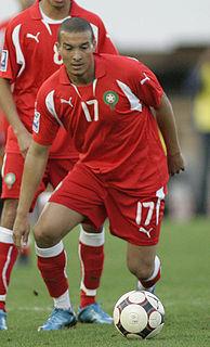 Nabil Baha Moroccan footballer
