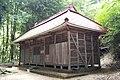 Nagakura Jinja Haiden.jpg