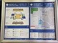 Nagole Metro station layout.jpg