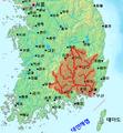 Nakdong River Drainage system.png