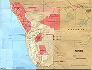 Namibia homelands 78