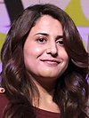 Nareen Shammo en la XII Edición de los Premios Internacionales Yo Dona 01.jpg