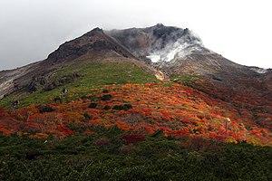 Mount Nasu - Image: Nasu chausudake