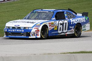 2011 NASCAR Nationwide Series - The No. 60, driven primarily by Carl Edwards, wins the owner's championship for Jack Roush.