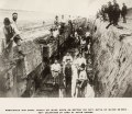 Navvies posing for the camera during the excavation works at Acton Grange on the Manchester Ship Canal RMG L5904.tiff