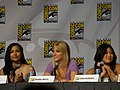 Naya Rivera, Heather Morris & Jenna Ushkowitz (4852273001).jpg