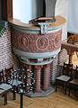 Nazaret Kirke Copenhagen pulpit2.jpg