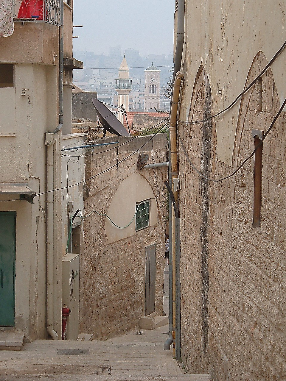 Nazarethfrom the Souq