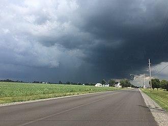 North Judson, Indiana - Image: Near North Judson, Indiana