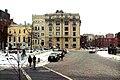 Near Washington Monument, Baltimore USA - panoramio.jpg