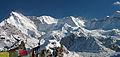 Nepal - Sagamartha Trek - Cho Oyu from Gokyo Ri (493560441).jpg