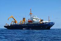 Defense research ship Planet