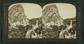 Nevada Falls (600 ft.) and Cap of Liberty, Yosemite Valley, California, U.S.A, by H.C. White Co..png