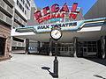 NewRocCity; Regal Cinema 18 and Streetclock.jpg
