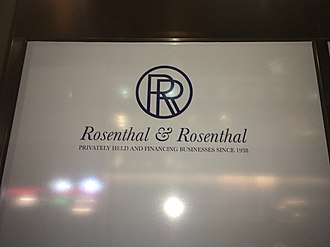 Private bank - Rosenthal and Rosenthal private bank