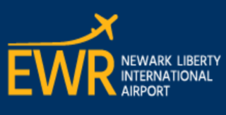 Primary airport in Newark, New Jersey