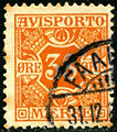 NewspaperStampDenmark1907Michel6X.jpg