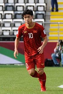 Nguyễn Công Phượng Vietnamese footballer