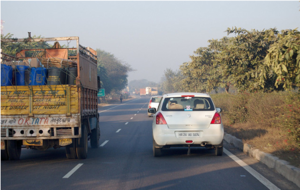 National Highway 8 (India, old numbering) - Section of NH48 between Delhi and Jaipur