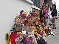 Niños danzantes del tradicional Baile de la Conquista, Guatemala.jpg
