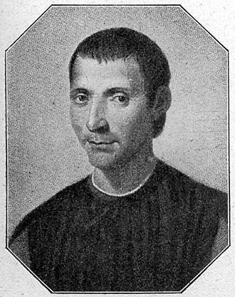 Niccolò Machiavelli - Niccolò Machiavelli