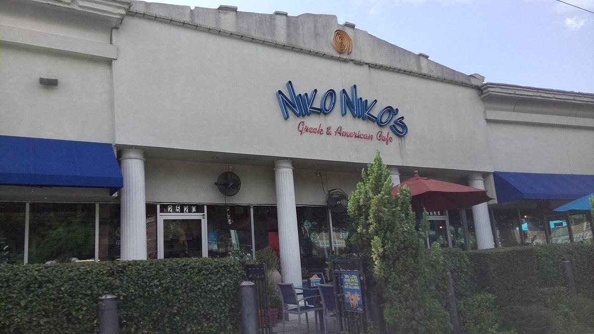 Niko S Cafe Panama Menu