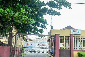 Nigerian Television Authority - Image: Nigeria Television Authority (NTA)