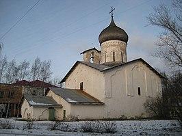 Церковь Николы со Усохи (Псков)