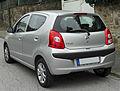 Nissan Pixo rear 20100815.jpg