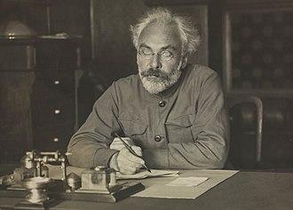 Pyotr Smidovich - Pyotr Smidovich