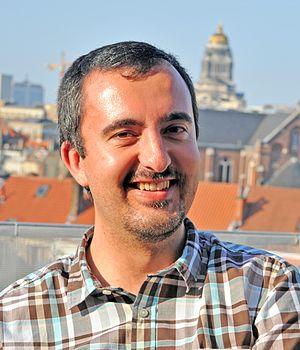 Noel B. Salazar - Salazar in 2010