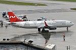 Nordwind Airlines, VP-BSP, Boeing 737-82R (37008928823).jpg