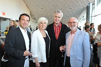 Olympia Dukakis - Dukakis at Malaparte for Norman Jewison and Friends with Moonstruck, August 2011