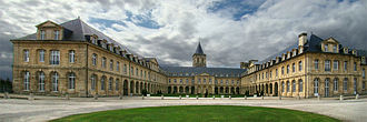 Abbey of Sainte-Trinité, Caen - The convent