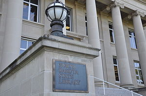 North Dakota State Library - North Dakota State Library