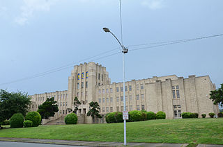North Little Rock High School school in North Little Rock, Arkansas, United States